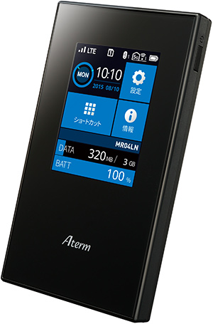 hi-ho LTE typeD ミニマムスタート with ZenFone 2